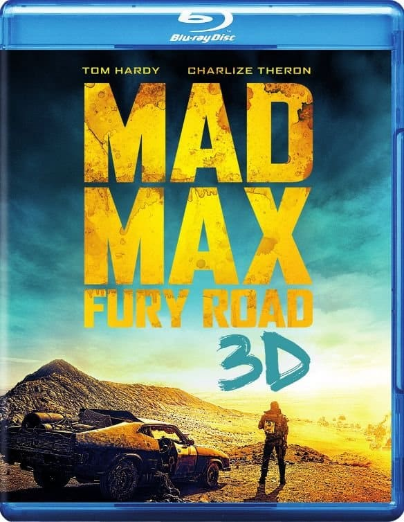 Best Buy Members: 3D Movies: Mad Max: Fury Road (Blu-ray 3D), San Andreas (Blu-ray 3D) $9.99 Each & More + Free Shipping @ Best Buy