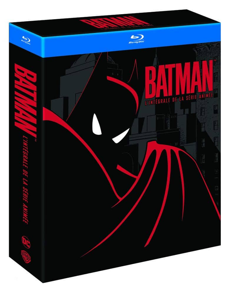 Batman: The Complete Animated Series (Region-Free Blu-ray) $33.45 Shipped @ Amazon France