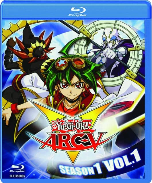 Anime: Yu-Gi-Oh! ARC-V: Season 1: Volume 1 (Blu-ray) $5.95 Shipped