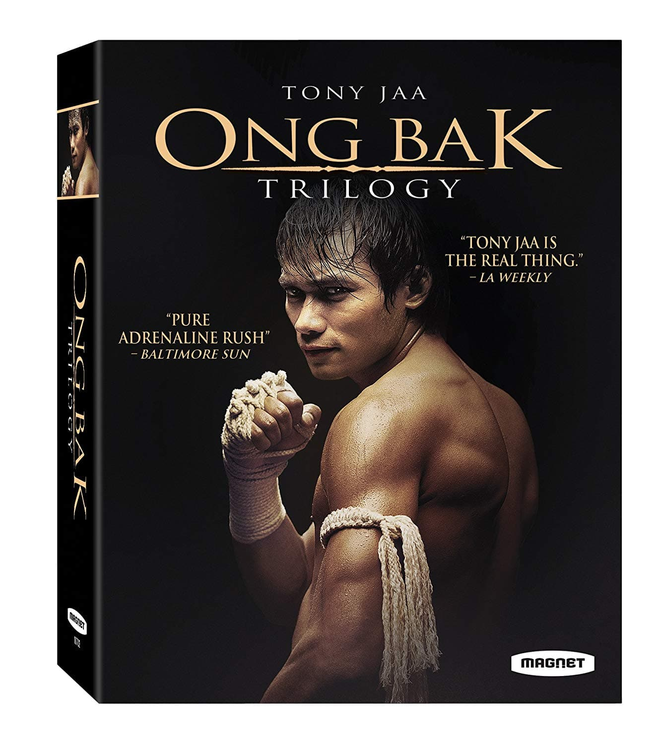 Ong Bak Trilogy (Blu-ray) $8.99 @ Amazon