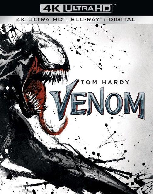 REDcard Holders: Venom (4K UHD + Blu-ray + Digital) or Bad Times At The El Royale (4K UHD + Blu-ray + Digital) $14.25 Each + Free Shipping @ Target