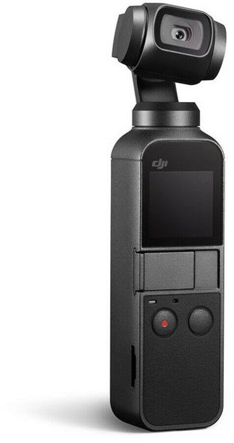 DJI Osmo Pocket 4K Camera w/ Touchscreen & 3-Axis Gimbal