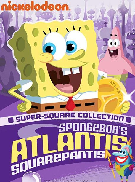 SpongeBob SquarePants: Atlantis SquarePants (Digital SD) $3.99 @ Amazon & Vudu