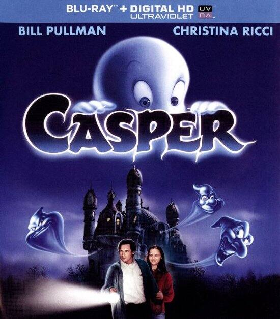 Casper (Blu-ray + Digital HD) $4.99 + Free Store Pickup @ Best Buy
