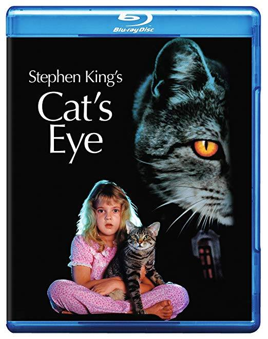 Stephen King's Cat's Eye 1985 (Blu-ray) $5.99 @ Amazon & Best Buy