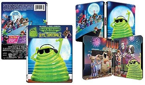 Hotel Transylvania 3: Summer Vacation Best Buy Exclusive Steelbook (Blu-ray + DVD + Digital HD) $9.99 + Free Store Pickup @ Best Buy