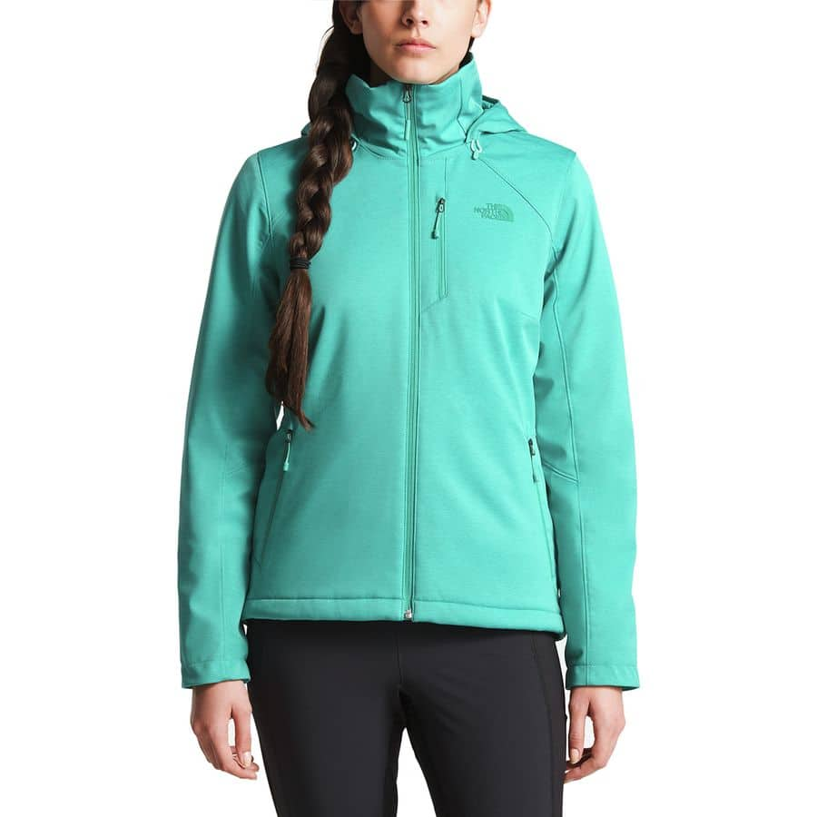 The North Face Apex Elevation 2.0 Jacket (Kokomo Green Heather)