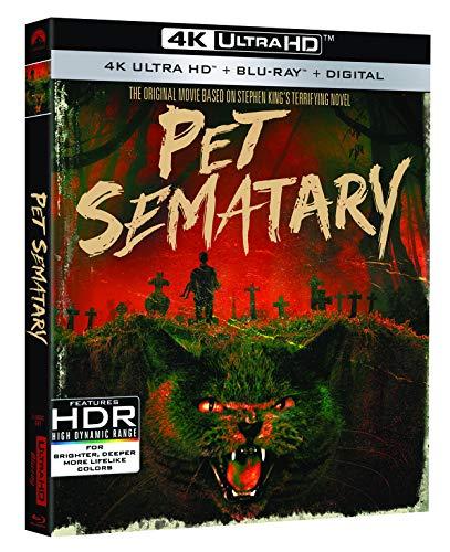 Walmart Stores: Pet Sematary 30th Anniversary Edition (4K Ultra HD + Blu-ray + Digital) $9.99, Jack Reacher: Never Go Back (4K UHD + Blu-ray + Digital) $7.96 B&M YMMV