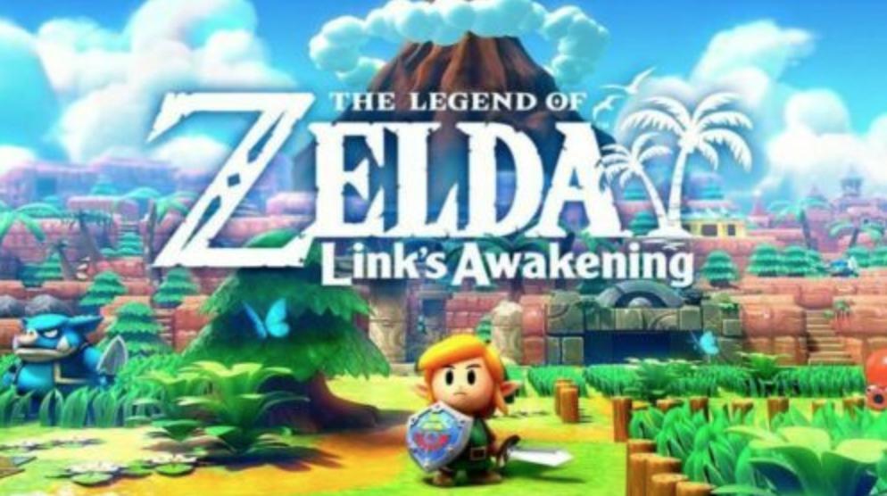 The Legend of Zelda: Link's Awakening - Nintendo Switch: $49.49 AC + FS