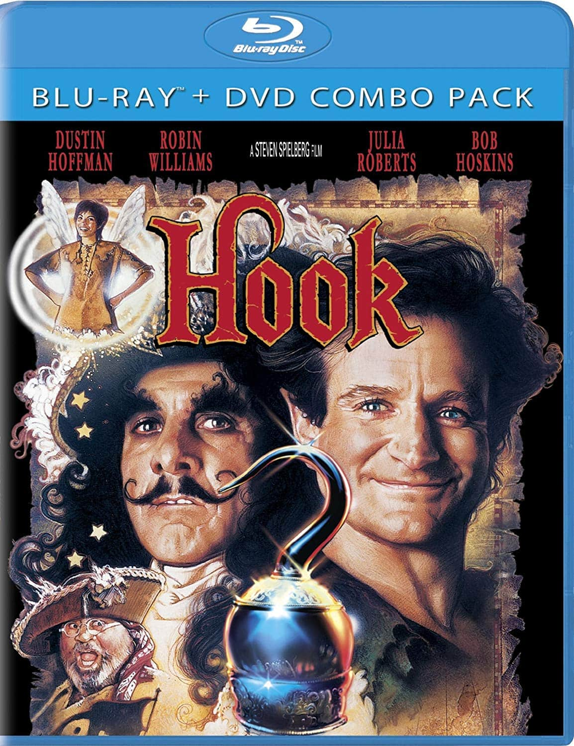 Hook (Blu-ray + DVD) $5 @ Walmart & Amazon