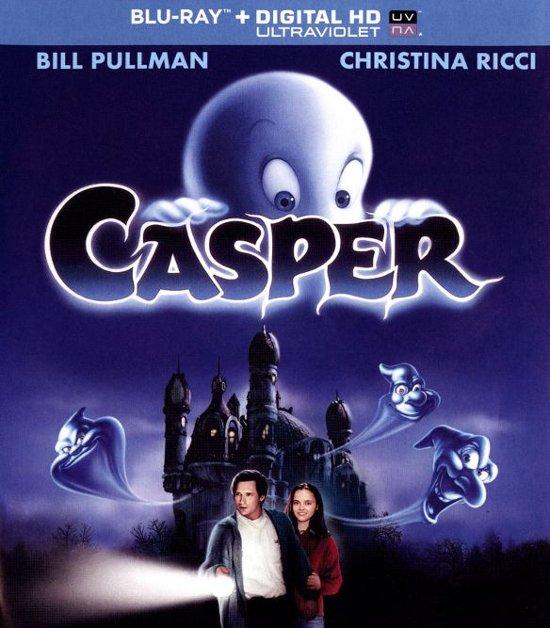 Casper (Blu-ray + Digital HD) $4 + Free Store Pickup