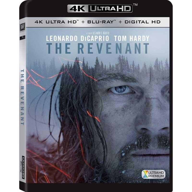 The Revenant (4K UHD + Blu-ray + Digital) $10 @ Amazon