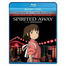 Studio Ghibli: Spirited Away (Blu-ray + DVD) $9.95 Shipped