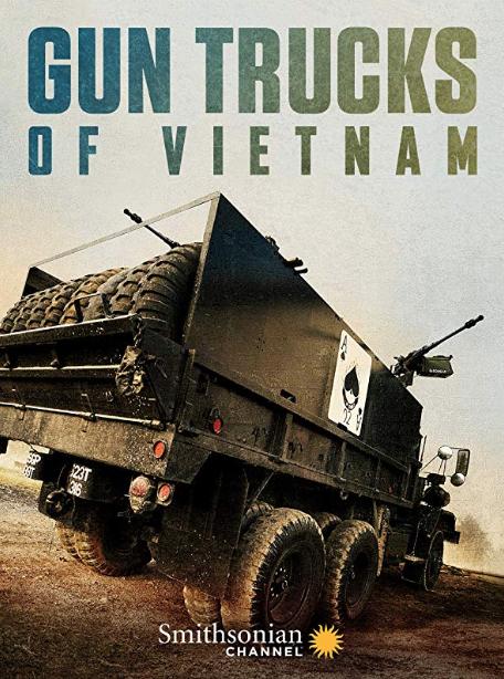 Smithsonian Channel: Gun Trucks of Vietnam (Digital HD Documentary Film) $0.99 @ FandangoNow