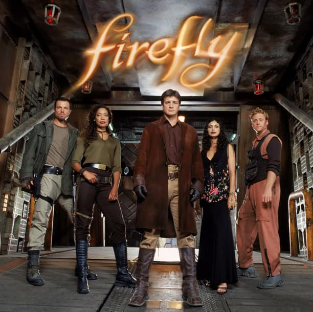 Firefly: The Complete Series (Digital HD) $4.99 @ Apple iTunes