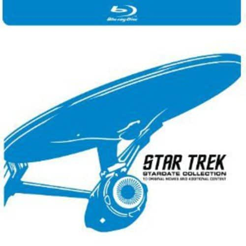 Star Trek: Stardate Collection (Blu-ray) $30 @ Walmart & Amazon