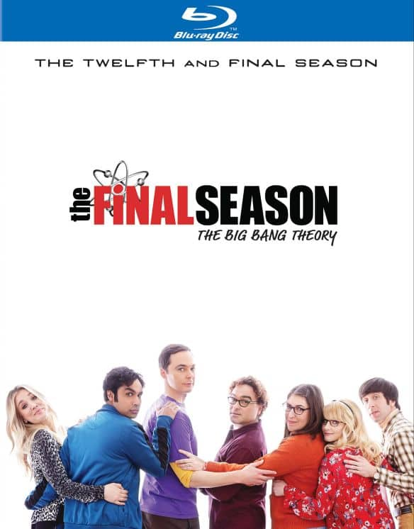 The Big Bang Theory: The Twelfth and Final Season (Blu-ray + Digital) $14.99 + Free Shipping @ Best Buy