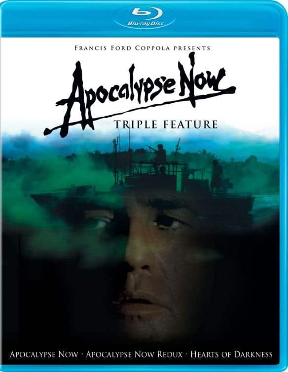 Apocalypse Now: Triple Feature (Blu-ray) $7.99 @ Amazon