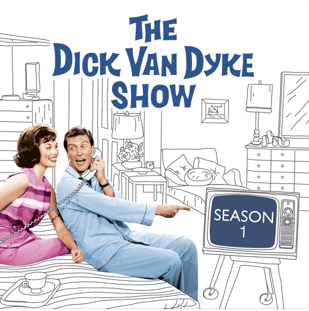 The Dick Van Dyke Show Seasons 1-5 (Digital HD) $4.99 Each @ Apple iTunes