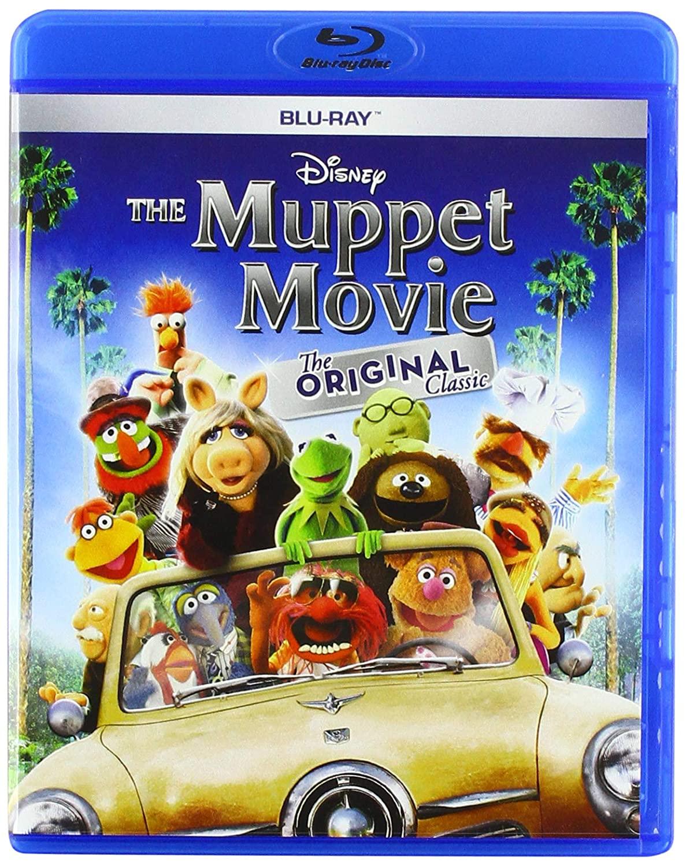 The Muppet Movie (Blu-ray) $5.99 @ Amazon