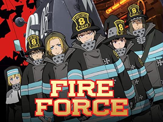 Fire Force: Season 2 (Simdldub, Digital HD Anime Show) $4.99 @ Amazon