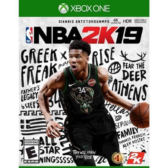 NBA 2K19 (Xbox One) $2.99 + Free Curbside Pickup @ Best Buy