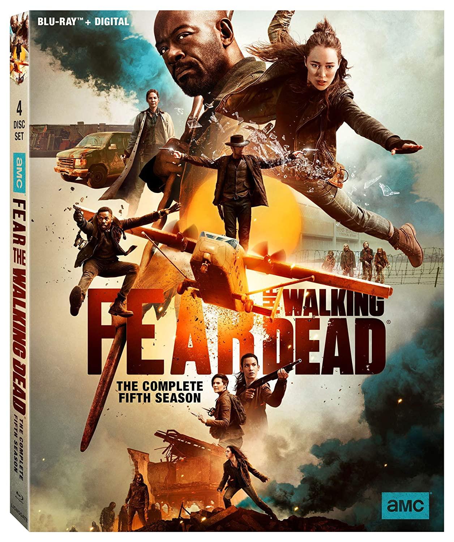 Fear the Walking Dead: The Complete Fifth Season (Blu-ray + Digital) $11.92 @ Amazon