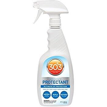 303 UV Protectant Spray $6.86 w/ S&S