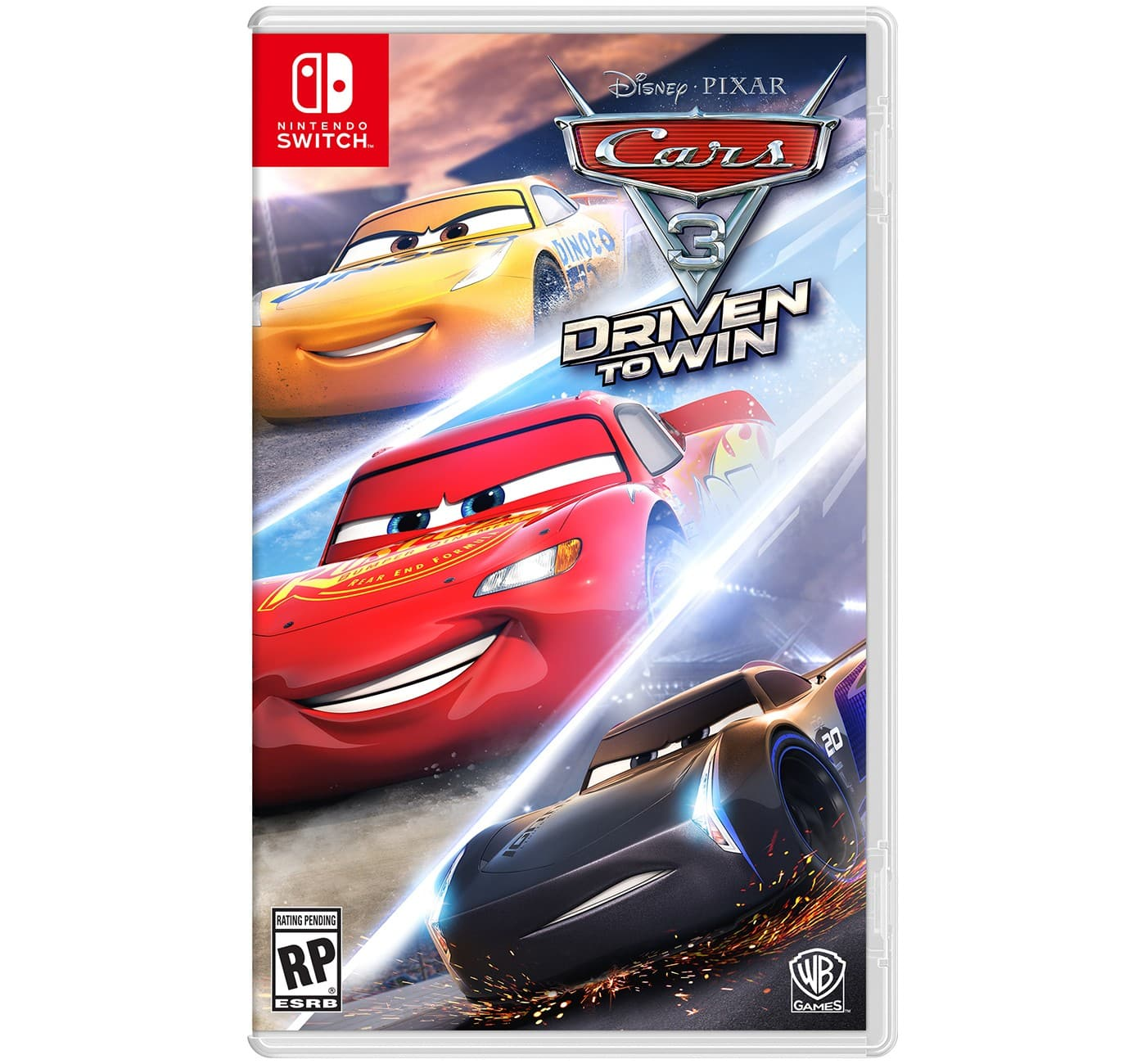 Cars 3: Driven to Win Nintendo Switch $25.99