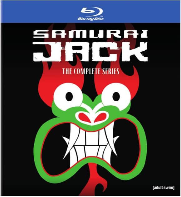 Samurai Jack: The Complete Series Box Set (BD) [Blu-ray] $50.84 after coupon code at Barnes & Noble