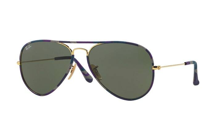 RayBan Aviator Sunglasses $79 @ Groupon
