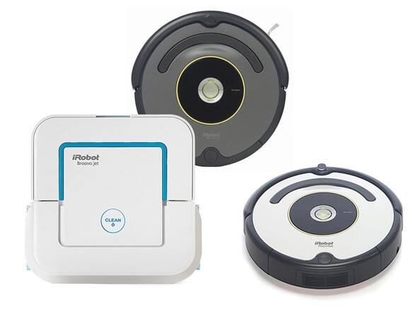 iRobot Roomba Vacuums and Braava Wet Mop $149.99 - $329.99 @ Woot