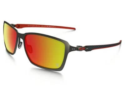24d7995761 Oakley Men s Ferrari Tincan Carbon Sunglasses w  Carbon Frame ...