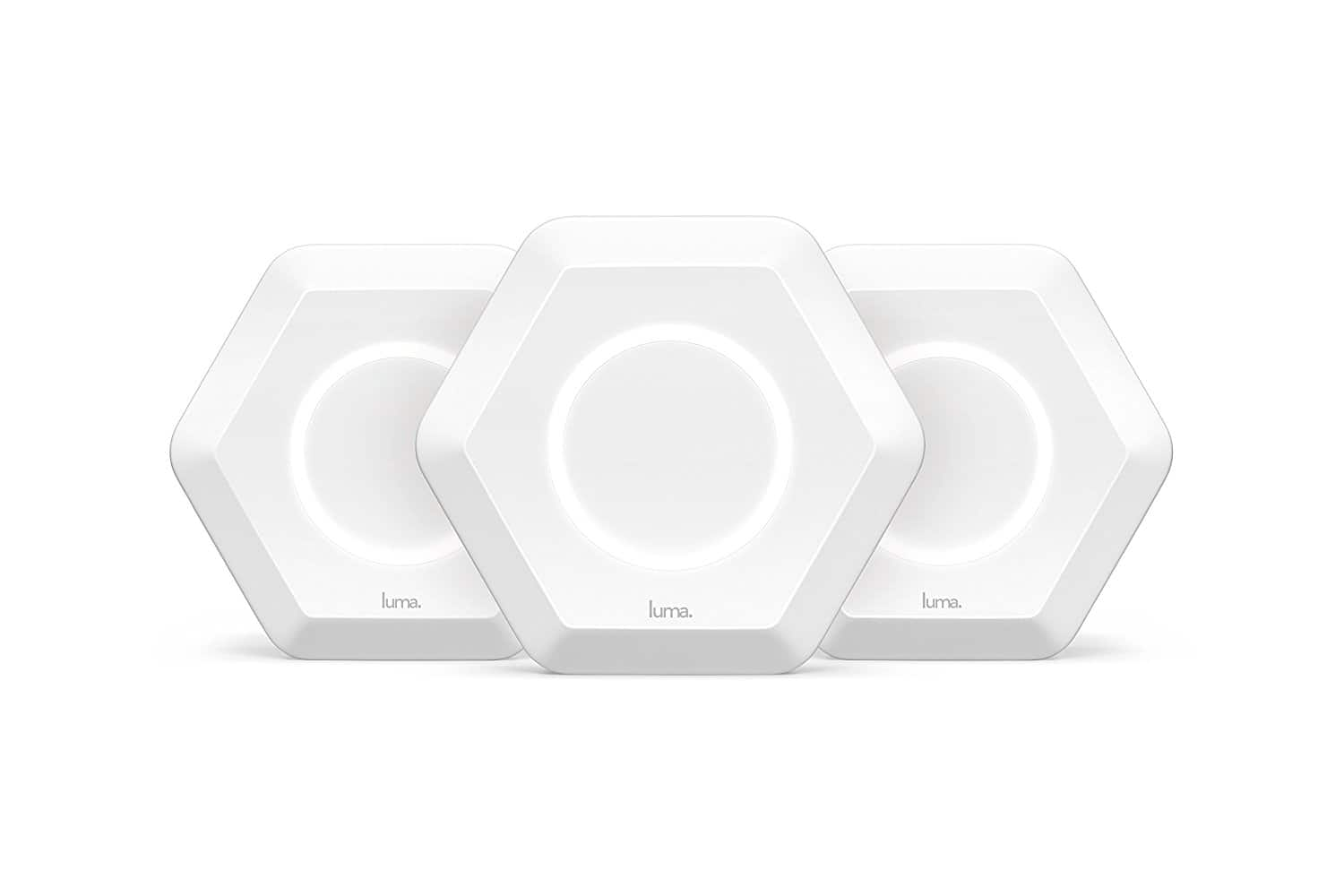 Luma Whole Home WiFi mesh system w APP - 3 pack $99 @ Woot $99.99