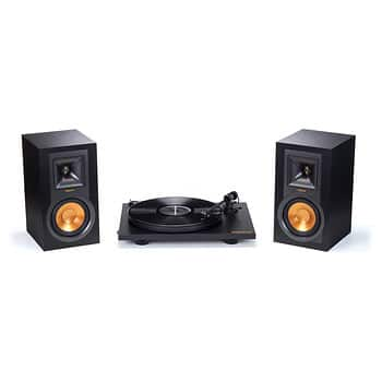 Klipsch Turntable & Speakers Bundle - $449 free ship @ BJs $449.99