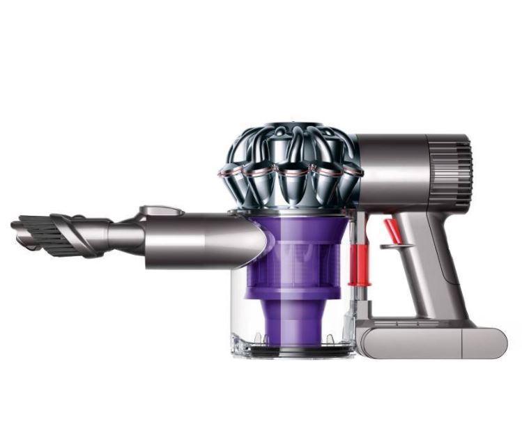 dyson dc58 v6 trigger cordless handheld vacuum 129 free shipping pc mag shop. Black Bedroom Furniture Sets. Home Design Ideas