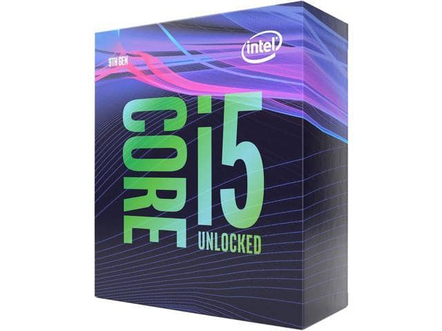 i5-9600K Coffee Lake 6-Core 3.7 GHz (4.6 Turbo) LGA 1151 (300 Series) Desktop CPU w/ Intel UHD Graphics 630 - $245 @ Newegg w/ code +FS $244.99