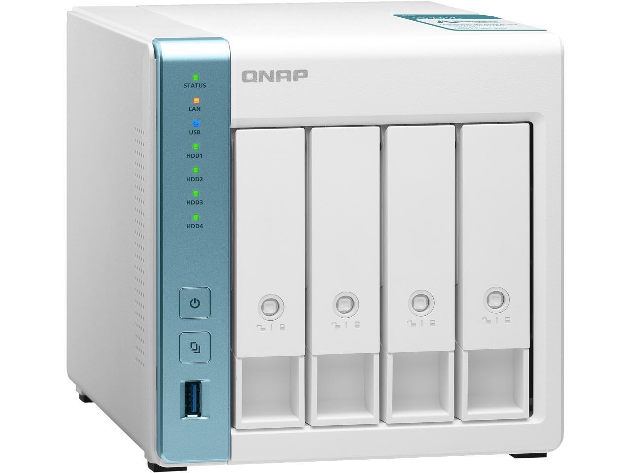 QNAP TS-431K $289 and TS-231K $189  at Newegg Fantastech Sale