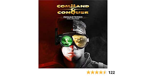 Command and Conquer Remastered - Steam PC [Online Game Code} - $9.99