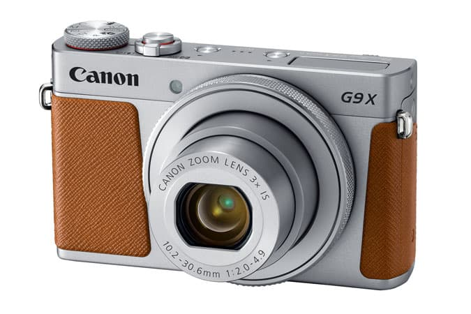 Refurbished Canon Powershot G9X Mark 2 $329.99, black color only free shipping from Canon,
