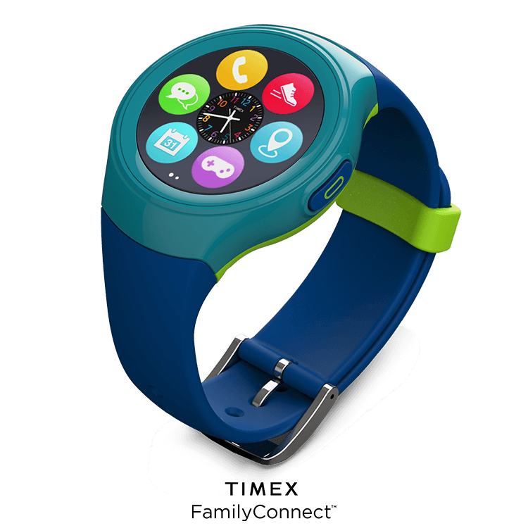 TMobile Timex Familyconnect Smartwatch for kids. $7/month for watch, $10/month for plan with autopay.