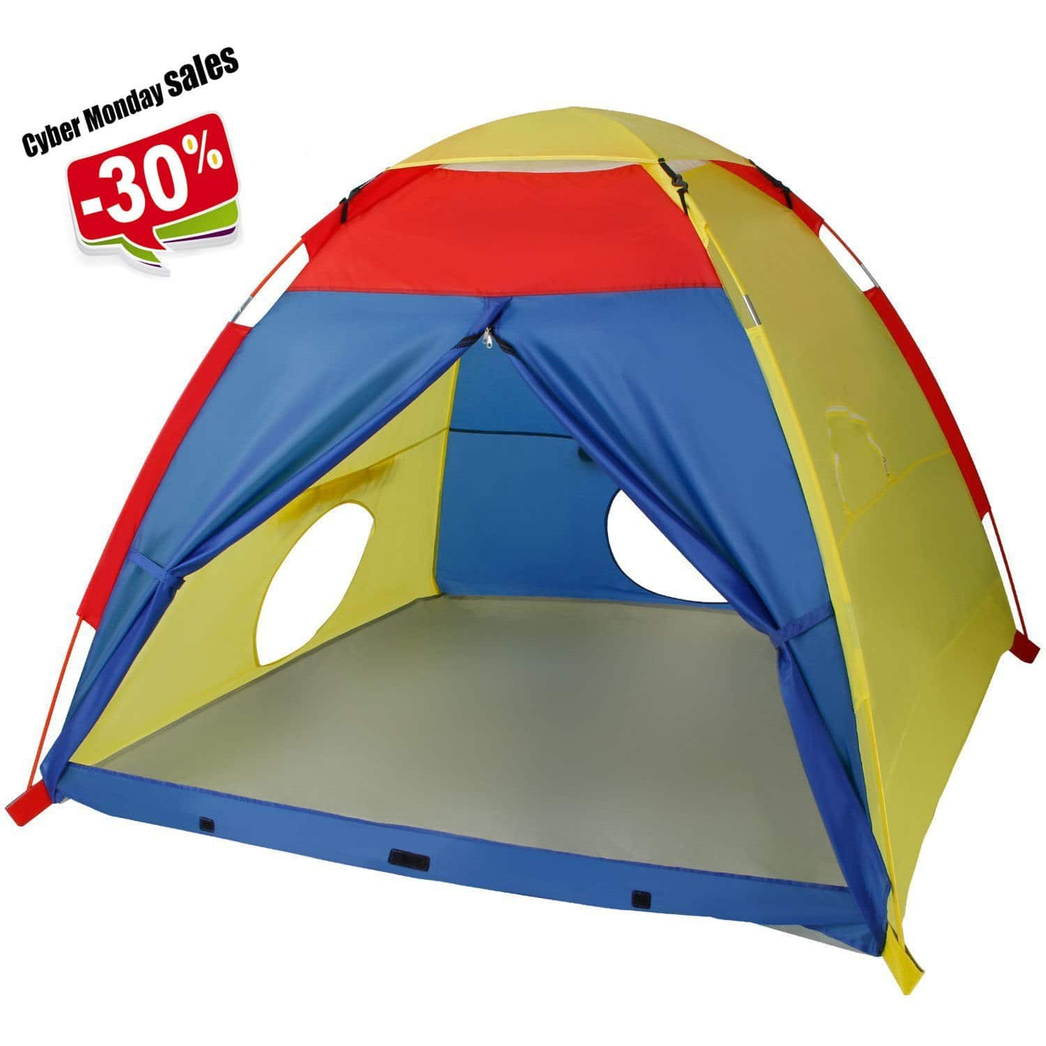 Toy Castle Play Tent Pop-up Children Game tent - $23.99 AC