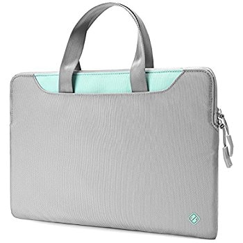 Slim Laptop and Tablet Sleeve Handbag Laptop Tote Bag for 13 - 13.3 Inch MacBook Air | MacBook Pro Retina | Surface Laptop 2017 | Acer HP Dell ASUS Chromebook 13 - $11.39 AC