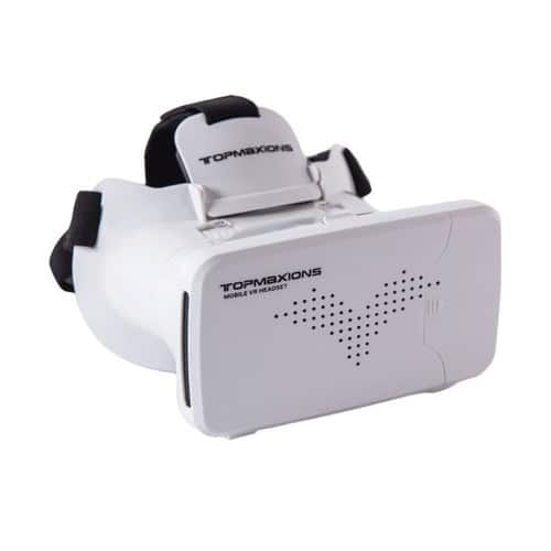 3D VR Glasses Virtual Reality Headset 3D Viewing Goggles $9.79