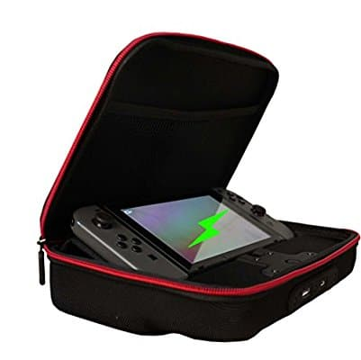 12000mAh Premium Magnetic Charging Battery Case for Nintendo Switch - $59.58 AC+FS