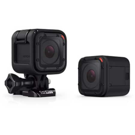GoPro HERO session waterproof HD action cam $30 B&M YMMV