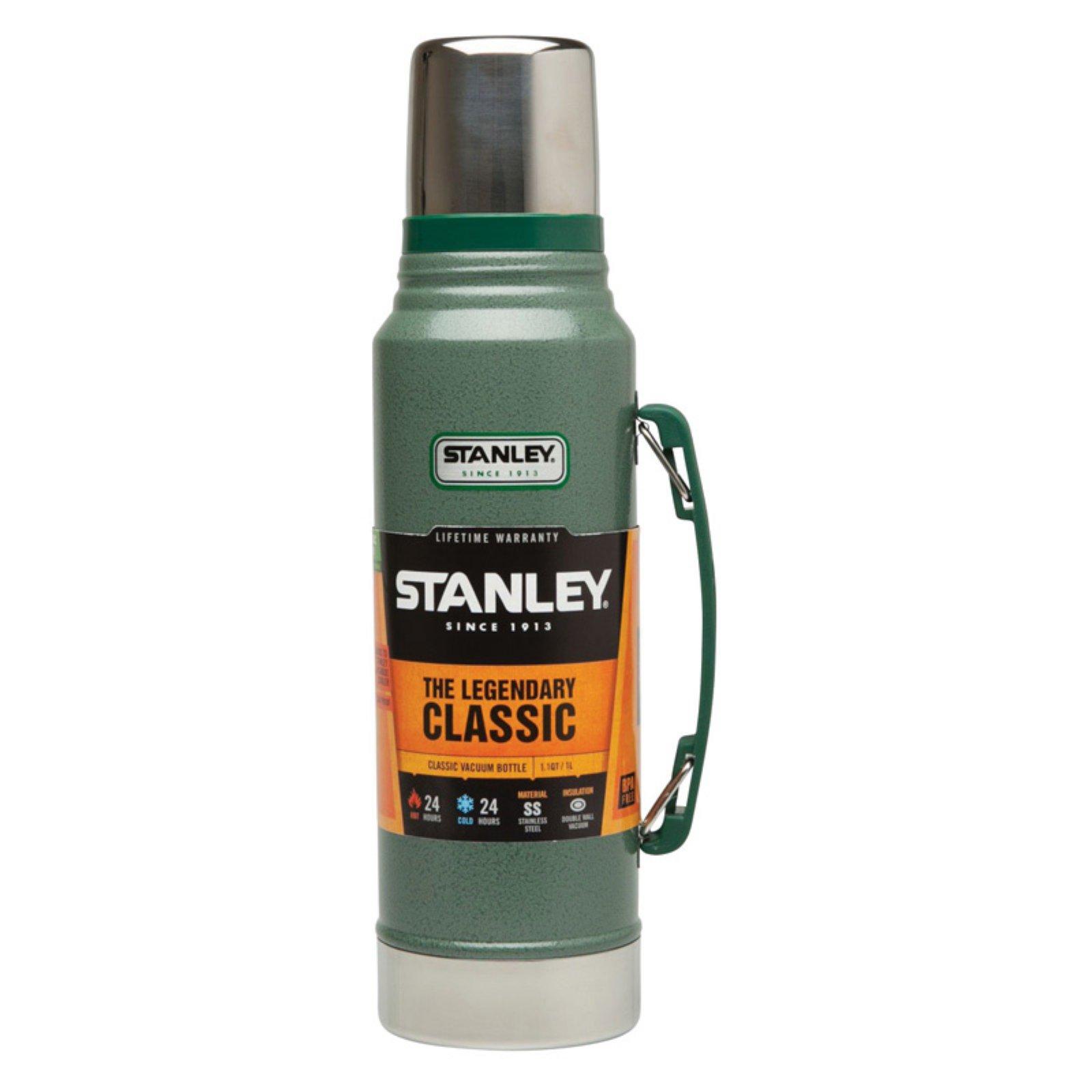Stanley Classic Vacuum Bottle amazon warehouse $11.9