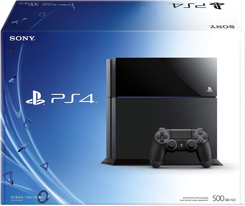 PlayStation 4 500GB Console (used) amazon warehouse $138.71