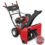 Craftsman 24 inch 208 cc Snow blower (model 88173) $599 + Tax