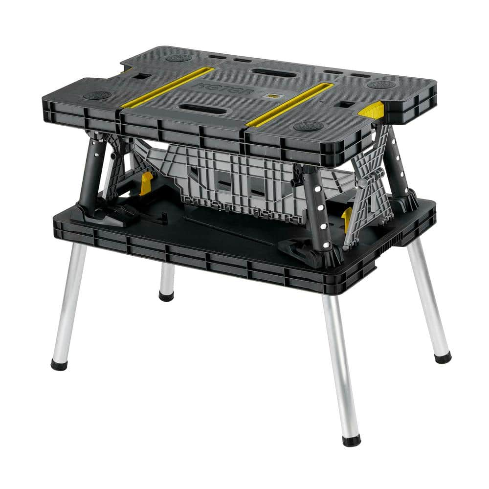 - Keter Folding Work Table Costco IN STORE $50 - Slickdeals.net